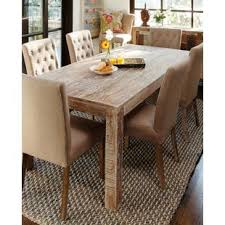 Chic Dining Tables Rectangular Dining Tables Birch