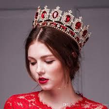 retro hair accessories retro tiaras crowns hair accessories large european royal crown