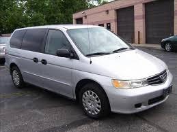 2003 honda odyssey minivan huffer s garage 03 ody lx stock