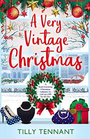 vintage christmas a vintage christmas by tilly tennant