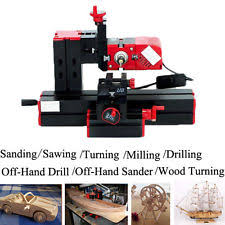 Woodworking Machines Ebay Uk by Model Milling Machine Ebay