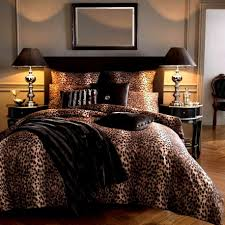Leopard Print Home Decor Fanciful Leopard Print Home Decor Ideas Bedroom Decorating