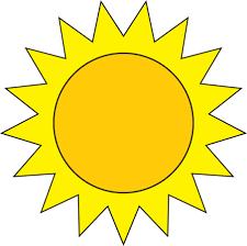 preschool sun theme