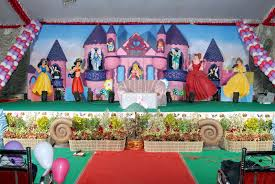 Decoration Ideas For Naming Ceremony Birthday Stage Decorations U2013 1st Birthday Party Decorations Hyderabad