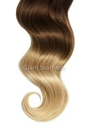 ombre hair extensions clip in ombre hair extensions by glam seamless