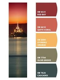 133 best i love color palettes images on pinterest paint colors