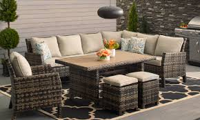 Patio Table And Chairs For Small Spaces How To Choose Patio Furniture For Small Spaces Overstock