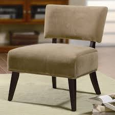 tan leather accent chair berg home design with light brown
