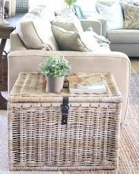 Changing Table Storage Baskets Fascinating End Table With Storage Baskets Ideas