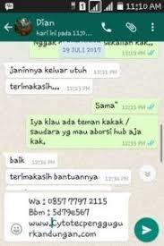 Aborsi Manjur Palembang Obat Aborsi Temanggung 085777972115 Jual Obat Cytotec Ampuh