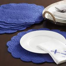 scalloped placemats reviews birch