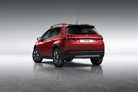 peugeot 2008 crossover peugeot facelifts 2008 ushers in new mpv at geneva by car magazine