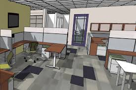 Commercial Interior Design by Hf Planners Llc