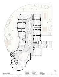 nursery floor plans house plan nursery floor showy modus architects preschool