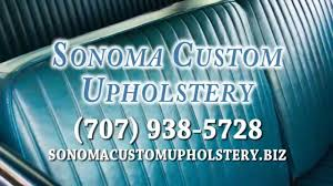 Upholstery Shop Dallas Upholstery Shop Auto Upholstery In Sonoma Ca 95476 Youtube