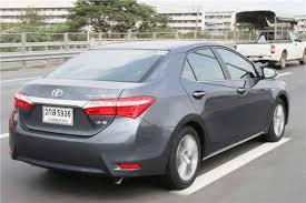 toyota corolla 2014 altis toyota corolla altis 2014 car review honest