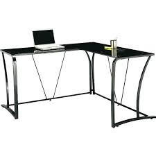 Glass L Shaped Desk Office Depot Target R Desk Glass Medium Size Of