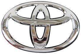 toyota corolla logo amazon com genuine toyota accessories 75432 06030 toyota logo