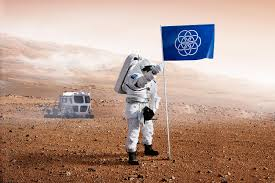 What Does The Un Flag Symbolize The International Flag Of Planet Earth