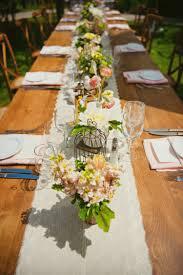 Tischdeko Esszimmertisch Sommerliche Tischdekoration 25 Frische Gestaltungsideen