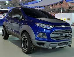 ford ecosport storm concept ford pinterest ford ecosport