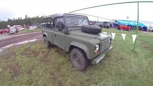 land rover overland land rover defender troop carrier overland expo 2015 youtube