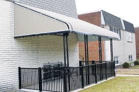 Aluminum Porch Awning Sunrooms Awnings Manufacturer Ez Awning Aluminum Awning