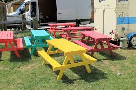 Picnic Bench Hire Picnic Table Hire Devon Uk