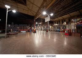 The Manchester Foyer The Inside Foyer Main Entrance Hall Of Victoria Rail Railway Train
