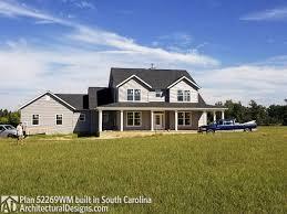 South Carolina Home Plans Farmhouse Plan 52269wm Comes To Life In South Carolina