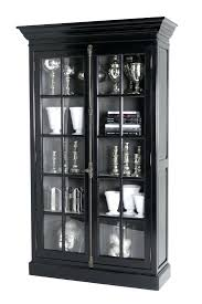 Black Dvd Cabinet Black Glass Storage Cabinet Black Dvd Storage Cabinet Glass Doors