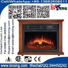 Led Fireplace Heater by Insert And Freestanding Electric Fireplace Heater Log Led Flame