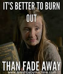 Game Meme - shireen baratheon game of thrones meme amish baby machine podcast