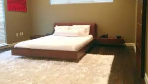 Low Platform Bed Diy by Low Platform Bed Frames The Partizans