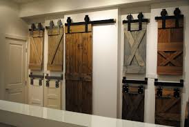 Pine Barn Door by Services