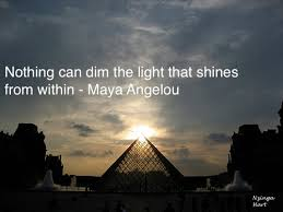 Nothing Can Dim The Light Which Shines From Within 3 Ways To Put Yourself First So You Can Lead Better Zinga Hart
