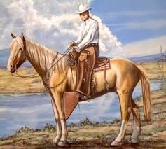 Horse Murals by Animals Horse Ranch Stagecoach Buffalo Birds Parrot Coyote Cat