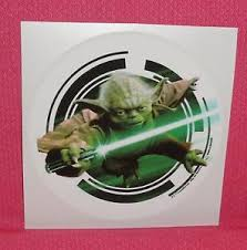 yoda cake topper wars yoda edible rice paper image cake tattoo topper green