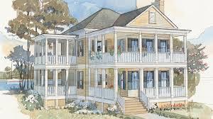 coastal cottage house plans top 25 house plans coastal living