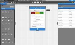 python gui designer intel xdk it s apache cordova with all sorts of visual