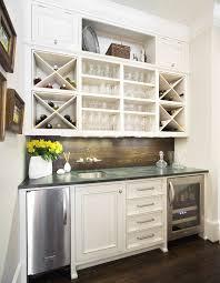Bar Backsplash Ideas Home Bar Traditional With Wood Floors - Bar backsplash