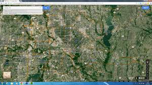 Map Of Dallas by Dallas Texas Map