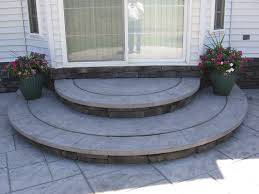 How To Paint Outdoor Concrete Patio Best 25 Patio Steps Ideas On Pinterest Patio Stairs Front