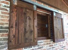 Cedar Barn Door Barn Door Style Outdoor Tv Cabinet Remodeling Contractor