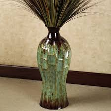 Large Brown Floor Vase Beauteous Large Vases 1236 Bamboo Vases Tall 1485 X 1379 In Floor
