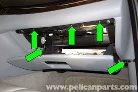 bmw e46 glovebox compartment lock replacement bmw 325i 2001