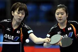 Table Tennis Doubles Rules How To Play Doubles Table Tennis Woman