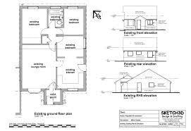exles of floor plans simple floor plan sles high quality simple 2 house plans 3