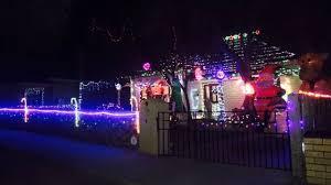 christmas lights map 2016 bendigo advertiser