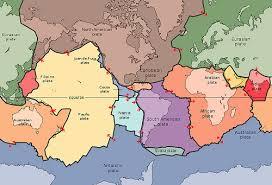 physical map of oregon juan de fuca plate plate tectonics pacific northwest seismic network